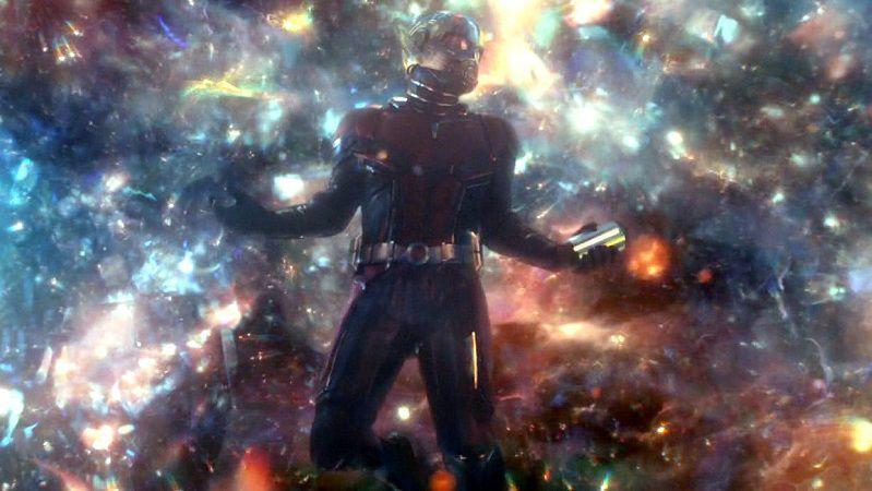 Человек-муравей в Квантовом измерение