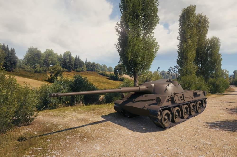 китайский танк 8 уровня