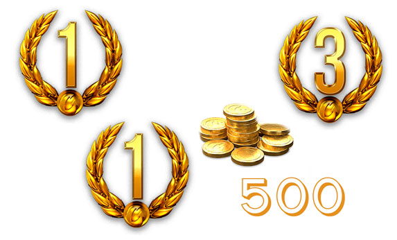 инвайт код на 7 дней ПА + 500 голды