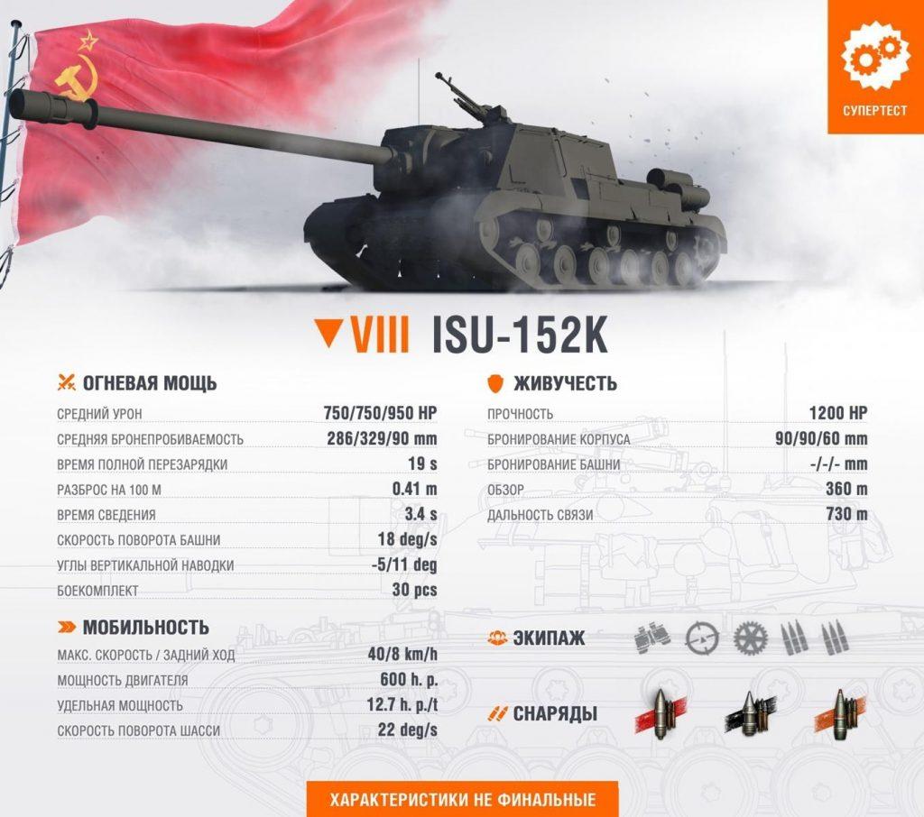 ИСУ-152К