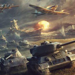 Faceit World of Tanks регистрация