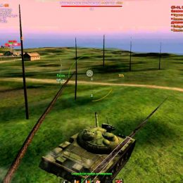 Мод тундра для World of Tanks