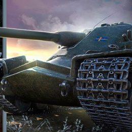 Шведская ветка танков