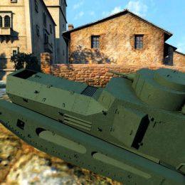 Ворлд оф Танкс шведские танки