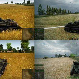 Сравнение танков в World of Tanks