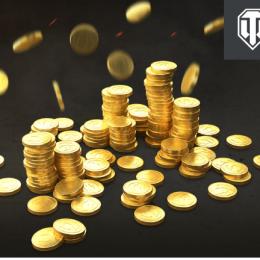 Золото WoT бесплатно (еженедельно)