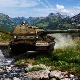 Последнее обновление World of Tanks