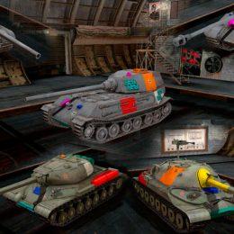 Слабые места танков в World of Tanks