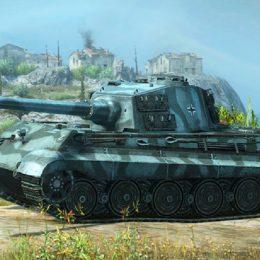 Сколько весят танки World of Tanks