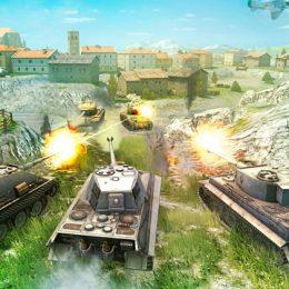 World of Tanks Blitz steam как скачать