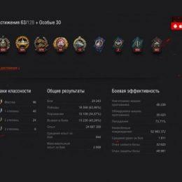 Как посмотреть статистику в World of Tanks