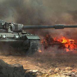 Танки онлайн скачать бесплатно World of Tanks