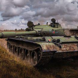 Какая сейчас версия World of Tanks