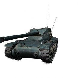 Bat.-Châtillon 12 t — французский лёгкий танк 8 уровня World of Tanks