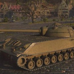 Chrysler K Американский премиум танк 8 уровня WoT (Часть 1)