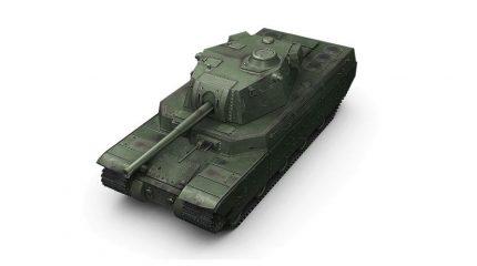 Type 4 heavy – самый устрашающий тт девятого уровня