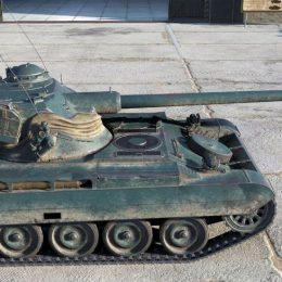 AMX 13 105 — французский лёгкий танк 10 уровня WoT