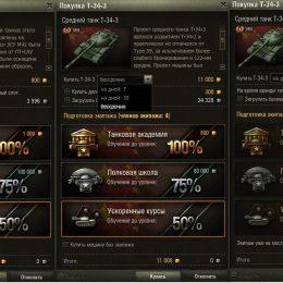 Аренда премиум техники World of Tanks