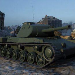 Шведский танк Leo