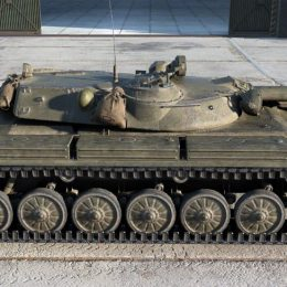 Т-100 ЛТ — cоветский лёгкий танк 10 уровня WoT